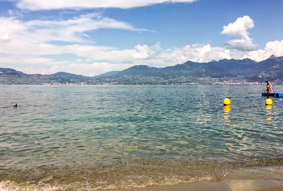 Urlaub am Genfer See mit Säugling und Kleinkind – 1 Tag im Swiss Vapeur Parc