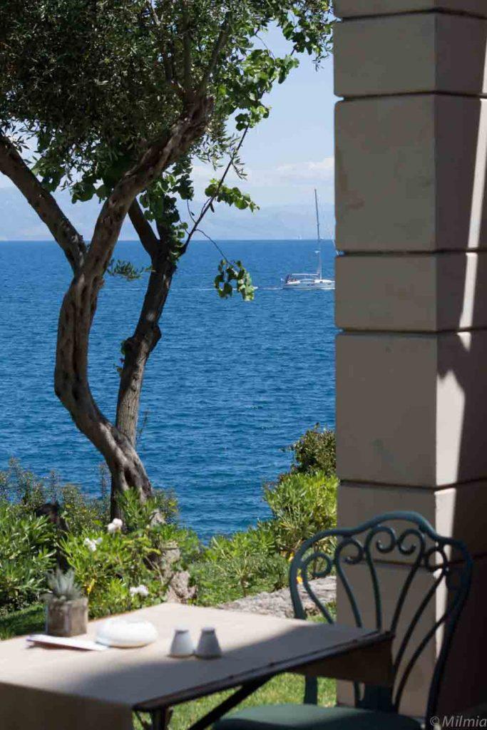 Korfu Halbinsel Kommeno